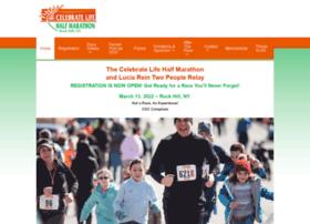 celebratelifehalfmarathon.com