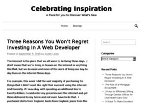 celebratinginspiration.com