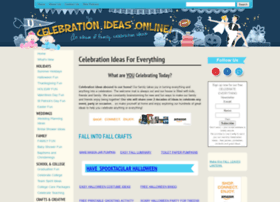 celebrationideasonline.com