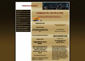celebrationministrieshagerstown.org