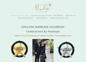 celebrationsbypenelope.com.au