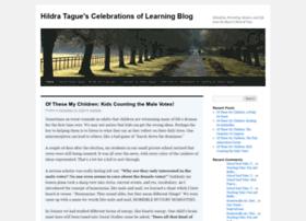 celebrationsoflearning.wordpress.com