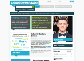 celebritiesworldwide.com