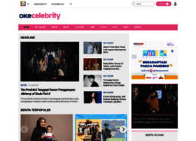 celebrity.okezone.com