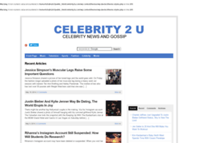 celebrity2u.com