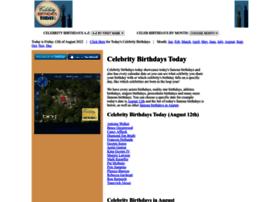 celebritybirthdaystoday.com