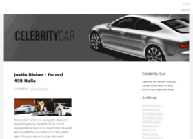 celebritycar.weebly.com