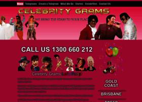 celebritygrams.com.au