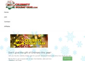 celebrityholidaygear.com