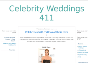 celebrityweddings411.com