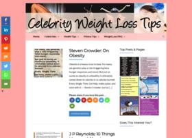 celebrityweightlosstips.com