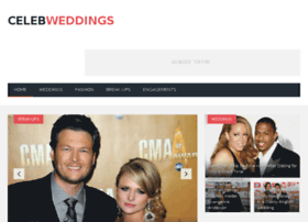 celebweddings.com