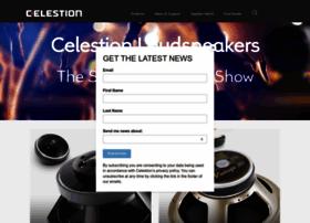 celestion.com