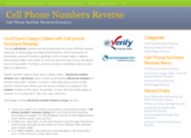 cell-phone-numbers-reverse.com