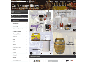 cellar-homebrew.com