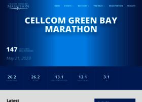 cellcomgreenbaymarathon.com
