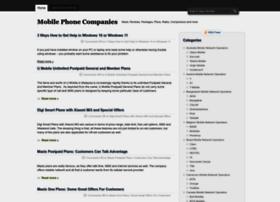 cellphone-companies.com