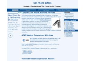 cellphonebattles.com