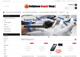 cellphonerepairshop.com