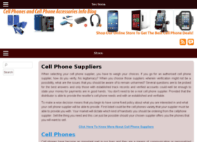 cellphonesuppliers.org