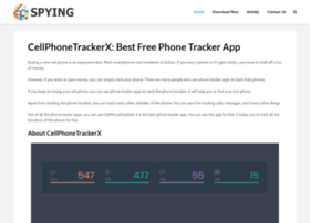 cellphonetrackerx.net