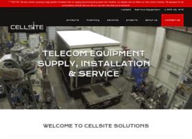 cellsitesolutionsllc.com