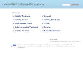 cellulitetreatmentblog.com