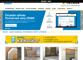 cemix.cz
