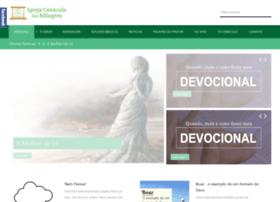 cenaculodosmilagres.com.br