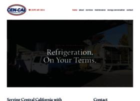 cencalrefrigeration.com