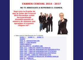 ceneval.comerciomexico.com