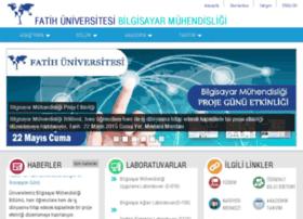 ceng.fatih.edu.tr