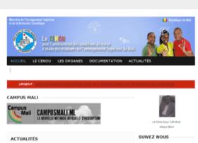 cenou-bamako.gouv.ml