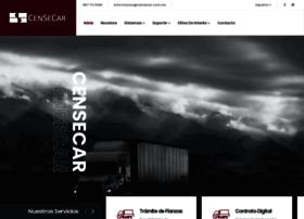 censecar.com.mx