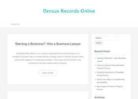 censusrecordsonline.com