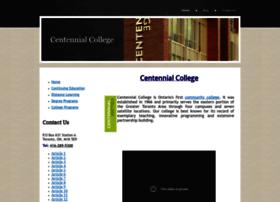 centennialcollege.yolasite.com
