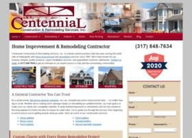 centennialconstructionremodeling.com