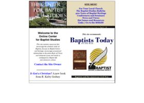 centerforbaptiststudies.org