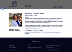 centerforbeauty.com