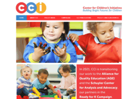 centerforchildrensinitiatives.org
