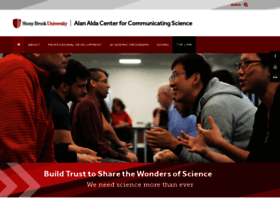 centerforcommunicatingscience.org