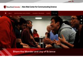 centerforcommunicatingscience.org