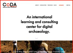 centerfordigitalarchaeology.org