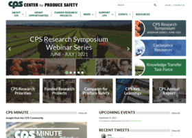centerforproducesafety.org