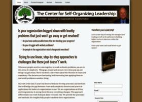 centerforselforganizingleadership.com