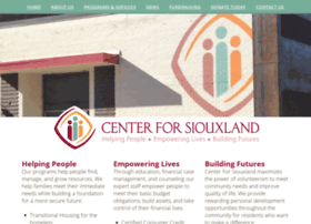centerforsiouxland.org