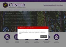 centerisd.org