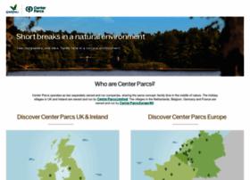 centerparcs.com