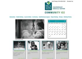 centerpointcommunityice.com