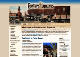 centersandsquares.com